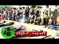 Maoist leader Gajarla Ravi brother Ashok speaks to media..