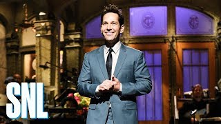 Paul Rudd's Best Man Speech Monologue - SNL