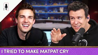 I Tried To Make MatPat Cry As He Reveals His Biggest Youtube Regret, New Dad Experiences, & More