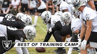 Best of 2019 Training Camp | Raiders