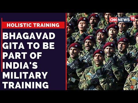 Kautilya's Arthashastra, Bhagavad Gita may soon be part of India's military training