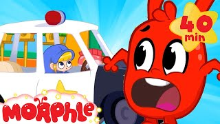 Oh No Mila Is In TROUBLE! - My Magic Pet Morphle   Cartoons For Kids   Morphle   Mila and Morphle