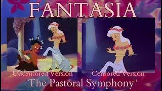 Fantasia ~ The Pastoral Symphony - UNCENSORED VERSION