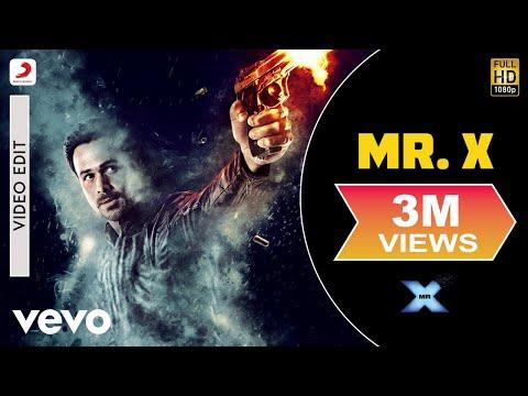 MR. X - Title Track | Emraan Hashmi | Amyra Dastur | Mahesh Bhatt