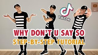 DOJA CAT - SAY SO (Tutorial) | TikTok Dance