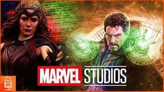 Doctor Strange Was cut from WandaVision Confirms Marvel Studios Kevin Feige