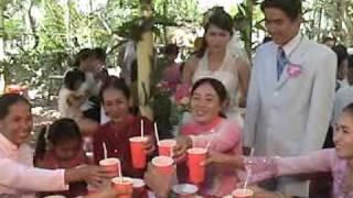 Đám cưới miền quê Bến Tre 2011
