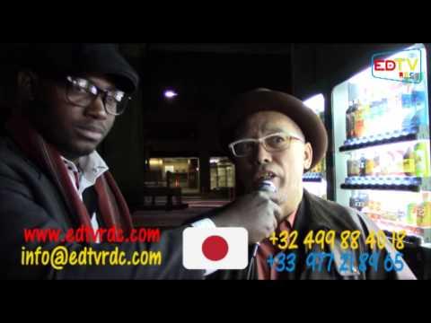 ECHO DE TOKYO: UN JAPONAIS A PANZI LINGALA NA FUFU NA PONDU... NA KATI YA JAPON