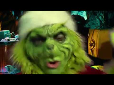 Juju on that beat Grinch!!