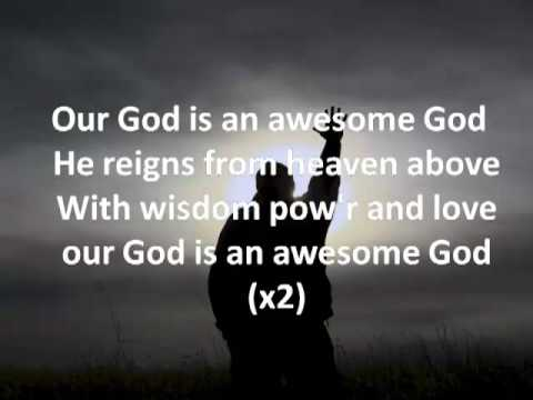awesome god by michael w smith lyrics youtube. Black Bedroom Furniture Sets. Home Design Ideas