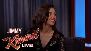 Naomi Scott on The Power Rangers