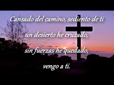 Cansado Del Camino -  Con Letra - Jesús Adrián Romero