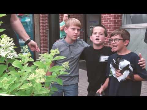 Summer Sonatina International Piano Camp - Flash Mob with Interviews - 7/22/16
