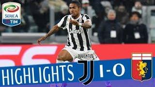 Juventus - Genoa 1-0 - Giornata 21 - Serie A TIM 2017/18