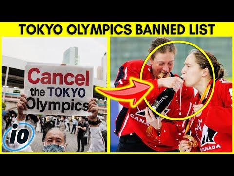 Алкохол и уште 9 работи што ќе бидат забранети на Олимписките игри во Токио