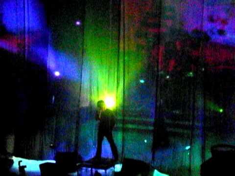 Mushroomhead - Show Opening - Fear Held Dear - Halloween Show 2010 - Cleveland, Agora