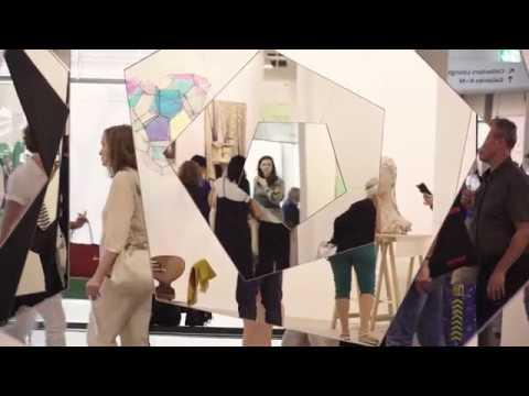 Impressions of Art Basel in Basel 2018