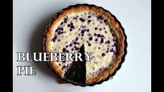 TRADITIONAL FINNISH BLUEBERRY PIE RECIPE | MUSTIKKAPIIRAKKA