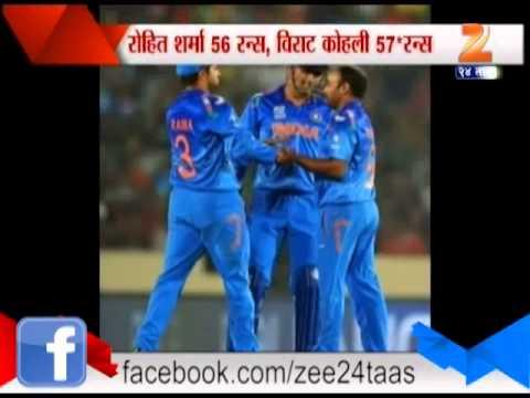 टीम इंडियाची उपांत्य फेरीत धडक