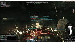 Shroud of the Avatar R61 - Upper Tears solo - Life & Fire Mage