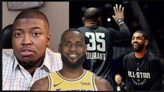Lebron James Needs To Thank Kyrie Irving & Kevin Durant For Helping Him Get Anthony Davis