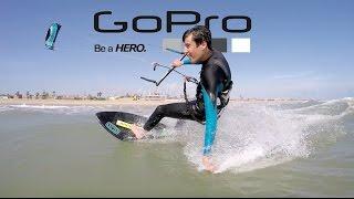 GoPro Hero 4: Skim-Kitesurfing