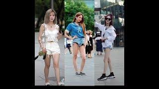 P19 Street Style Thời Trang Cực Chất đường phố của giới trẻ Trung Quốc Street Style In China