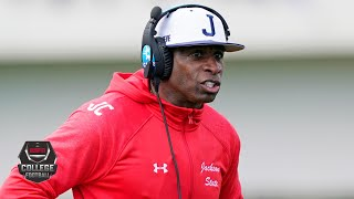 Deion Sanders wins first game as Jackson State head coach [HIGHLIGHTS] | ESPN College Football