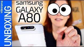 Samsung Galaxy A80 -el CAMALEON fotográfico-