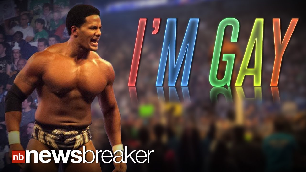 Gay wwe wrestler rumours
