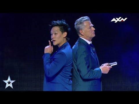 Andrew Lee Semi-Final 1 - VOTING CLOSED | Asia's Got Talent 2017
