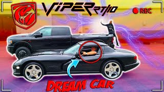 OFFROAD AL BUYS DREAM CAR  DODGE VIPER RT ? CERAMIC COATED MY 2021 DODGE RAM 3500 DUALLY