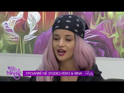 1 Kafe prej Shpise - Mysafir: Fero & Rina 15.04.2018