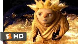 Rise of the Guardians (2012) - The Sandman vs. Pitch Scene (4/10) | Movieclips