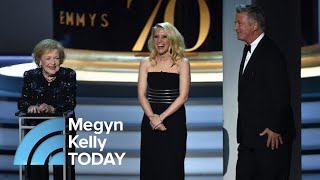 Megyn Kelly Looks At The Top 2018 Emmys Moments | Megyn Kelly TODAY