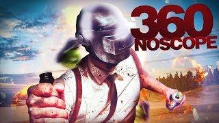 PUBG MOBILE | 360 ON THEM SCRUBS