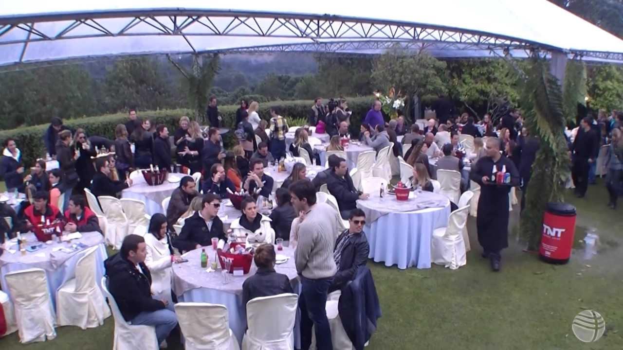 Feijoada de abertura da Temporada de Inverno 2012 Campos do Jordão – Chateau La Villete