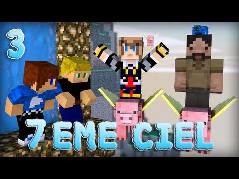 minecraft : 7ème ciel | episode 3
