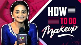 How to do Makeup | Helly Shah | Celebrity Makeup Tips