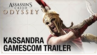 Assassin's Creed Odyssey - Kassandra Cinematic Trailer
