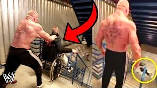 BROCK LESNAR MOST SAVAGE WWE MOMENTS (2018)