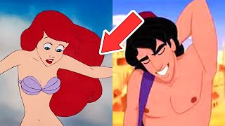 12 Messed Up Moments In Disney Movies You Didn't Noticed