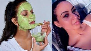 የፊት  መጨማደድ ማጥፊያ- ባምያ -Okra facial mask!!!