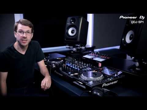 Pioneer New Add-On Controller DIGITAL DJ-SP1