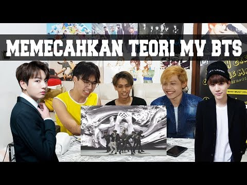 BTS (방탄소년단) 'FAKE LOVE' Official MV REACTION I TEORI APA LAGI INI SIH??