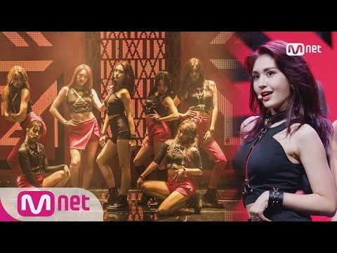 [I.O.I - WHATTA MAN] Comeback Stage | M COUNTDOWN 160811 EP.488