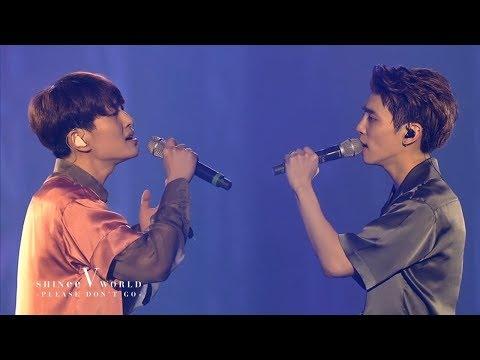 SHINee Onew & Jonghyun - Please Don't Go
