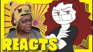 My Crazy Theatre Teacher by Lets Me Explain Studios | StoryTime Animation Reaction