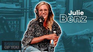 JULIE BENZ Cries Over Being Killed on DEXTER #insideofyou