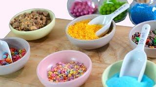 DIY Candy Sprinkles! 7 DIY Sprinkle Hacks for Cakes & Cupcakes! By My Cupcake Addiction